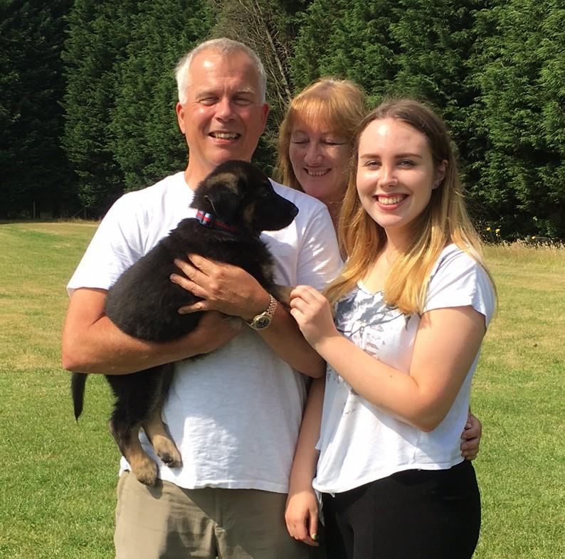 Steve Miller & Family